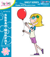 Toy Girls - Shelf Series 133: Sara Murphy by mickeyelric11