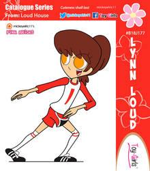 Toy Girls - Catalogue Series 177: Lynn Loud