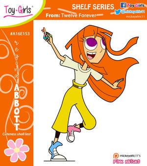Toy Girls - Shelf Series 153: Regina Abbott