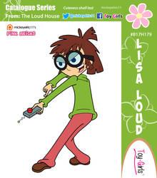 Toy Girls - Catalogue Series 179: Lisa Loud