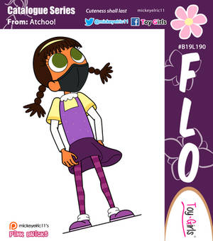 Toy Girls - Catalogue Series 190: Flo