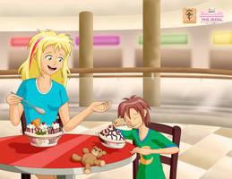 Friendship Dessert