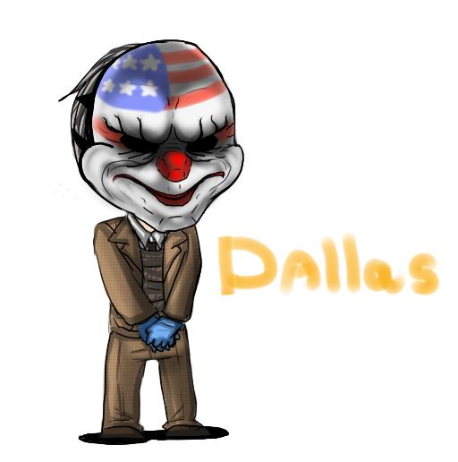 Chibi-Dallas by lizathehedgehog