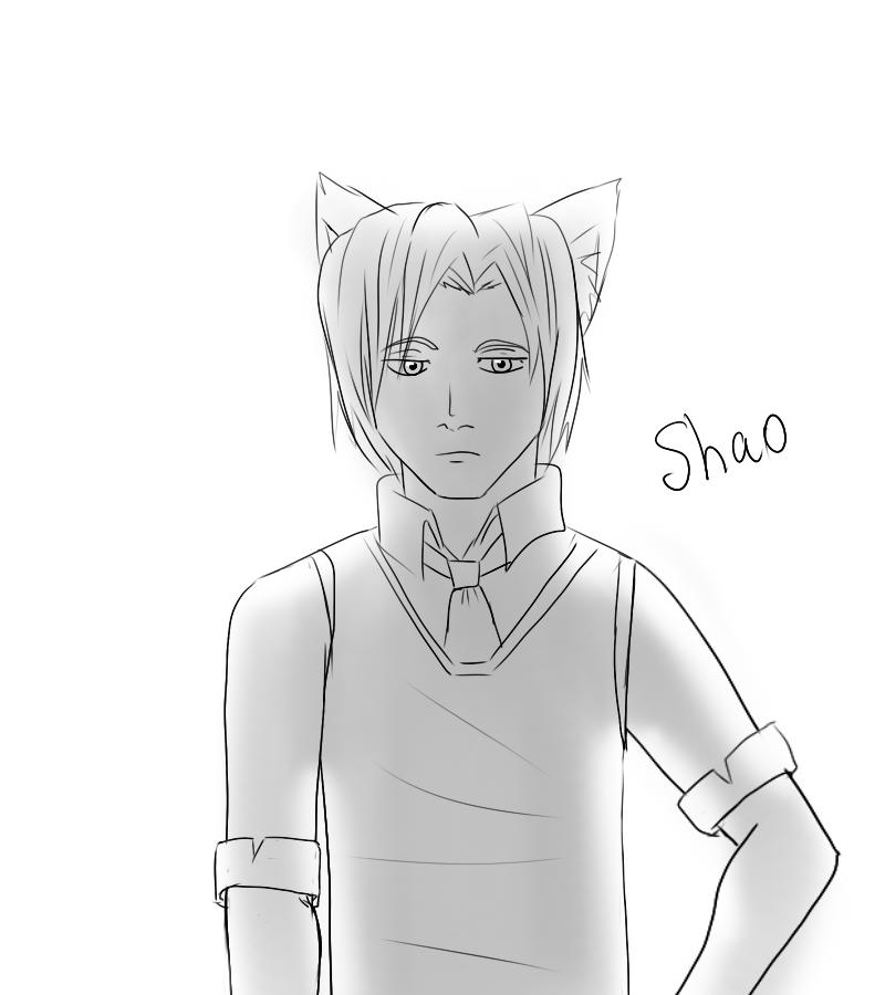 Shao humanization by lizathehedgehog