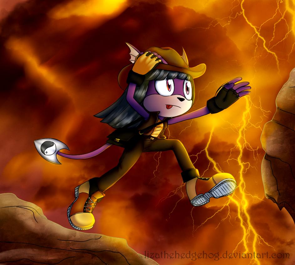 Ray Flamer by lizathehedgehog