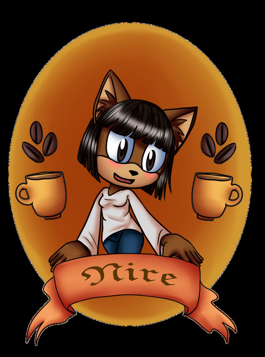 Nire the cat by lizathehedgehog