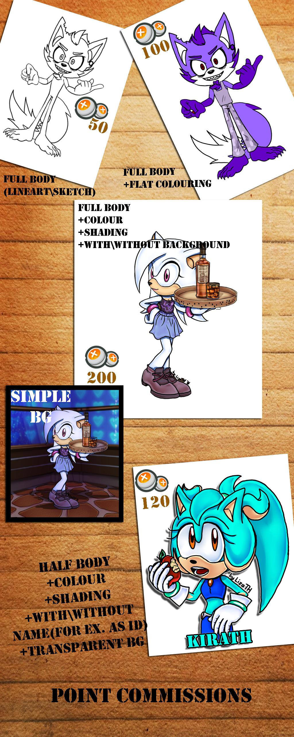 PC pricelist and details by lizathehedgehog