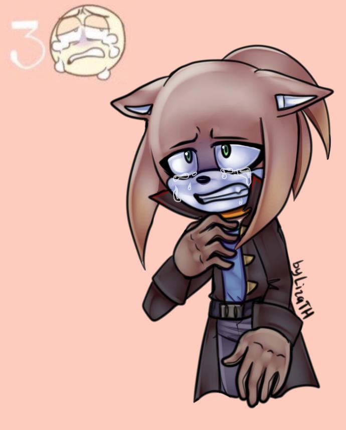 Emotion #3 by lizathehedgehog