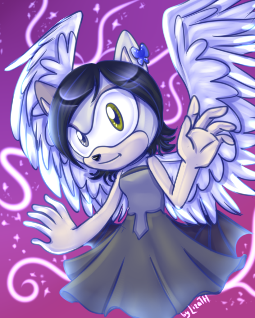 Sonya-Alex by lizathehedgehog