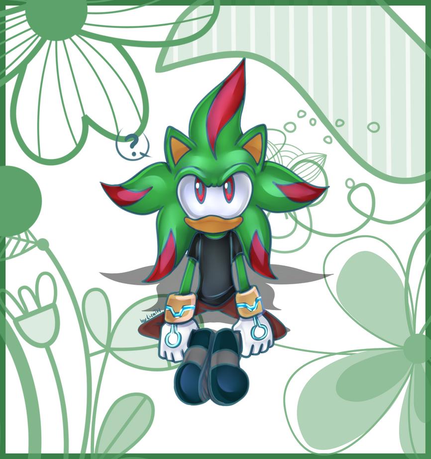 Ragewine the flower by lizathehedgehog
