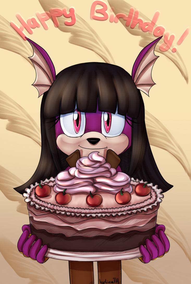 Happy Birthday, Rey! by lizathehedgehog