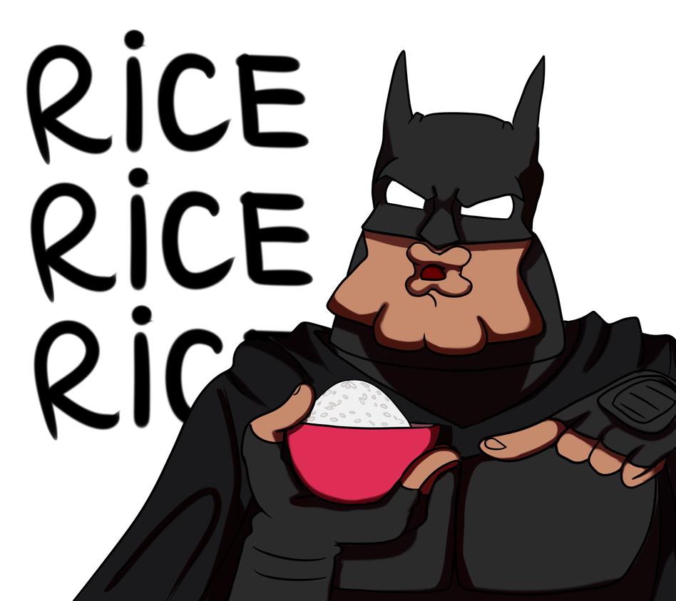 Rice by lizathehedgehog