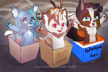 Box YCH 2.0 pack #7