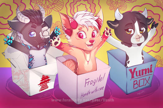 Box YCH 2.0 pack #12