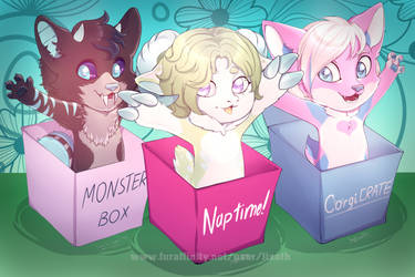 Box YCH 2.0 pack #13