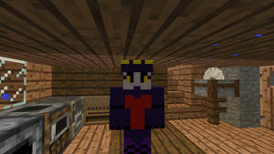 Minecraft - Beth Mytholog (Rick and Morty)