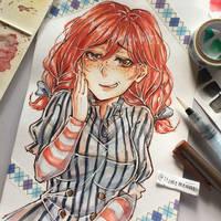Wendy-chan by Meiiiii
