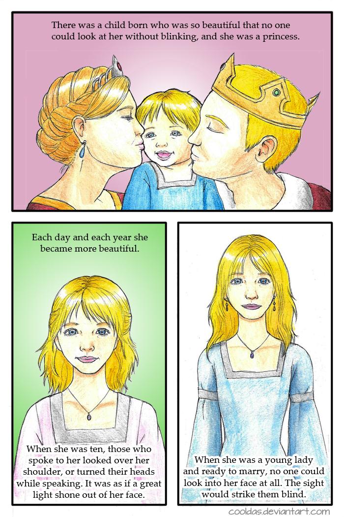 Dark Princess Page 1 by cooldas