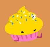 cupcake by Dimpusburger