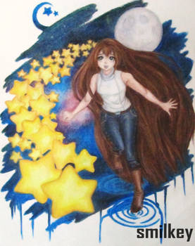 Walking with the Stars - Contest Entry