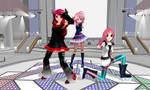 UTAUxMMD - Dream Fighter by PrettyCattyQueen
