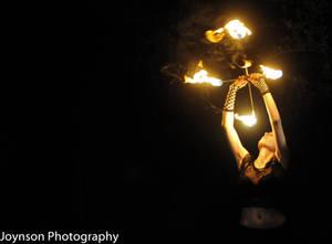 Fire Cross