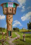 my little kingdom by Susannehs