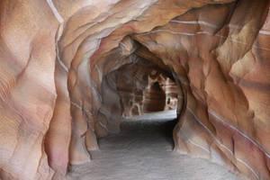 cave walk2 by Susannehs