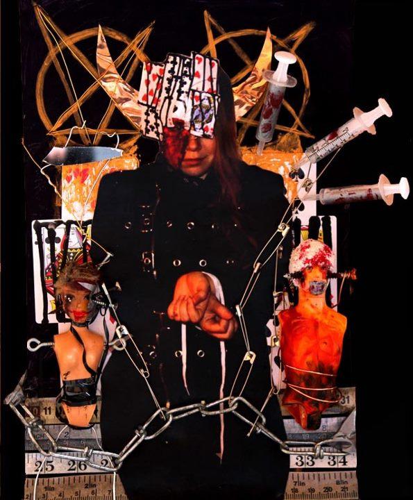 The Devil by ZombiesAteMyHomework