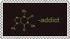 Coffee and Chemistry stamp by Ernie-e