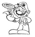 Mario Sketch