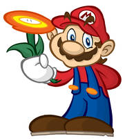 Mario's New Inks by Buml0r