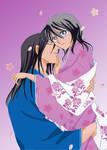 Byuakuya and Hisana