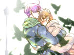 Just Hold Me Trunks