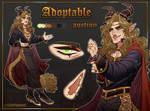 [CLOSED] Adoptable Auction #4   Judas
