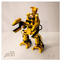 Caterpillar P-9000 Power Loader by Ax38