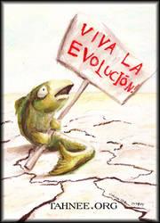 Viva La Evolucion by e-tahn