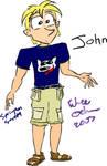 John from Springton Street