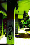 Greenffiti by e-tahn
