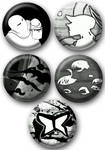 VALUE BLiND buttons by e-tahn