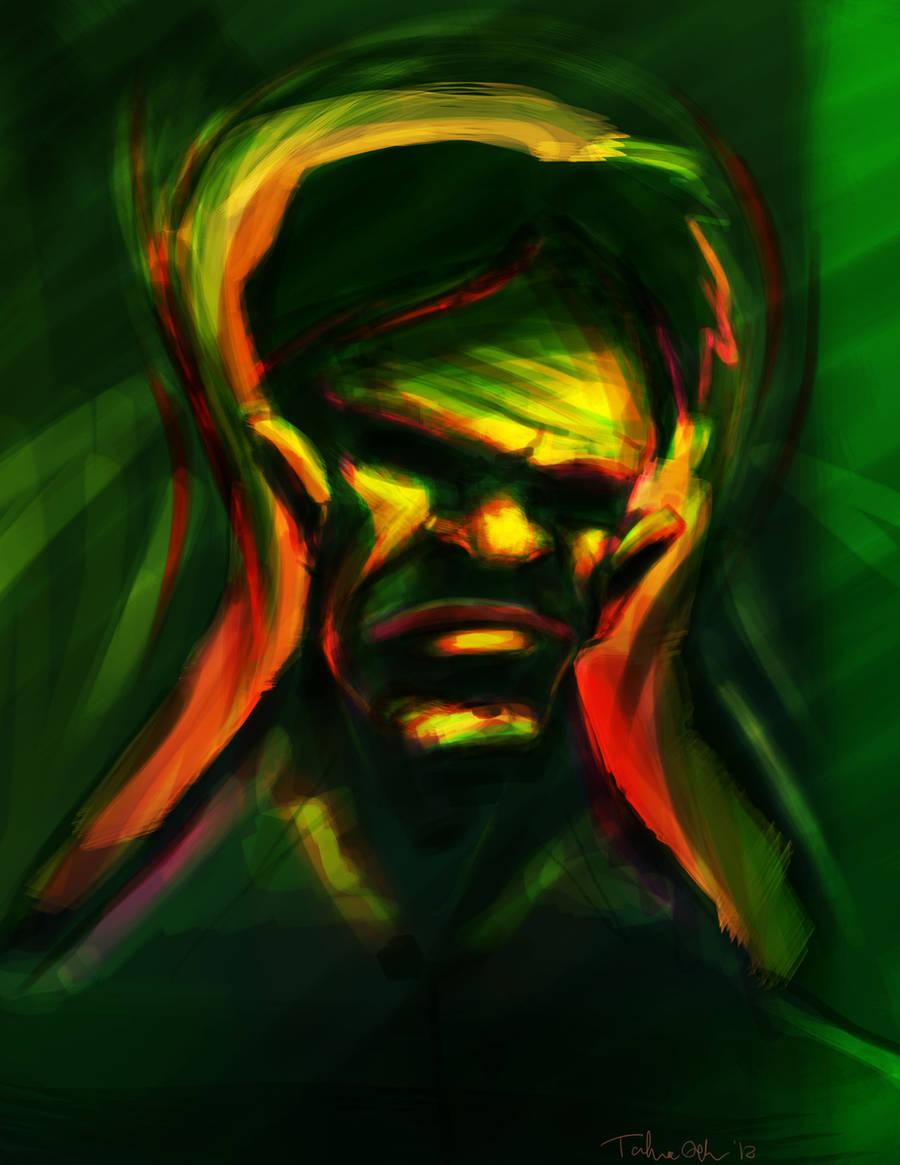 Hulk by e-tahn