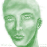 Green Guy by e-tahn