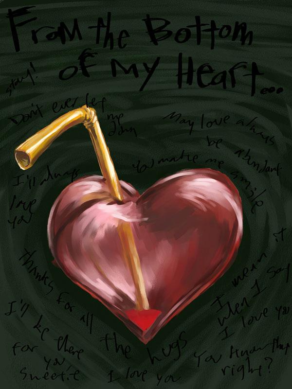 From the Bottom of my Heart by e-tahn on DeviantArt