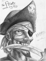 Pirate by e-tahn
