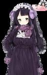 Anime Girl (Original)   Render #080