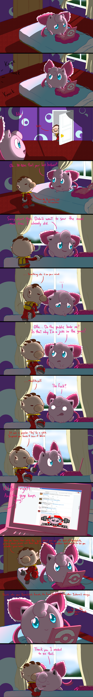 Question 55 -part 2- (LORE) by Oddballs-Of-Smash