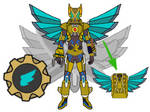 Kamen Rider Kikai Wing