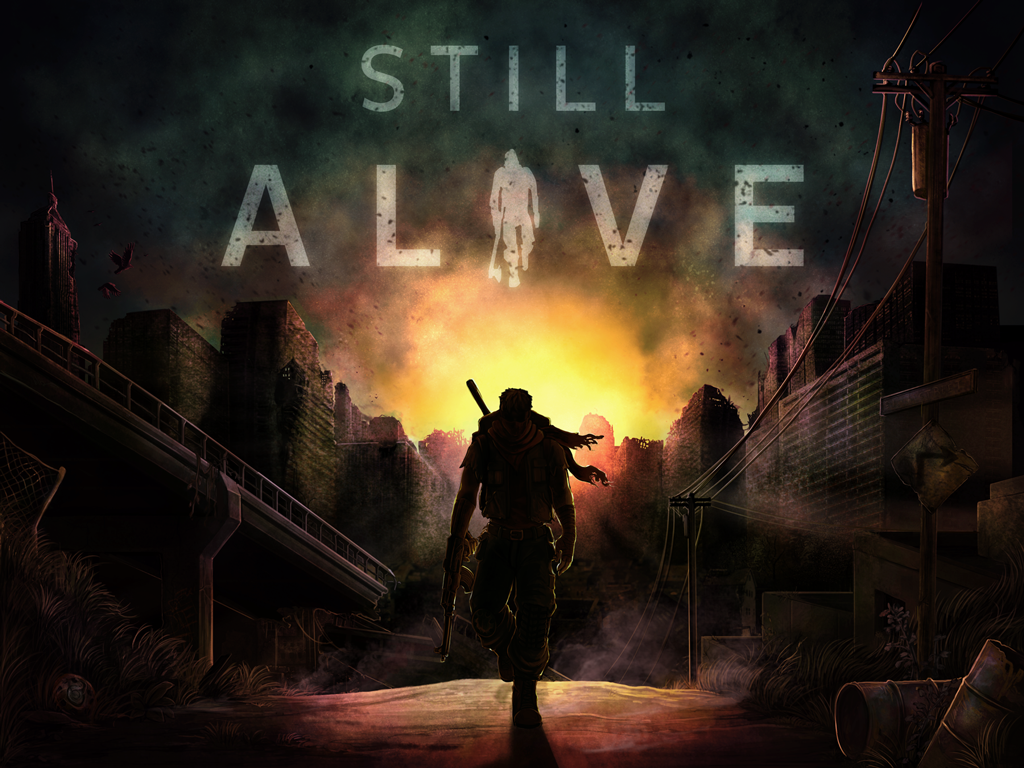 Still Alive on Kickstarter!!! by saimensez