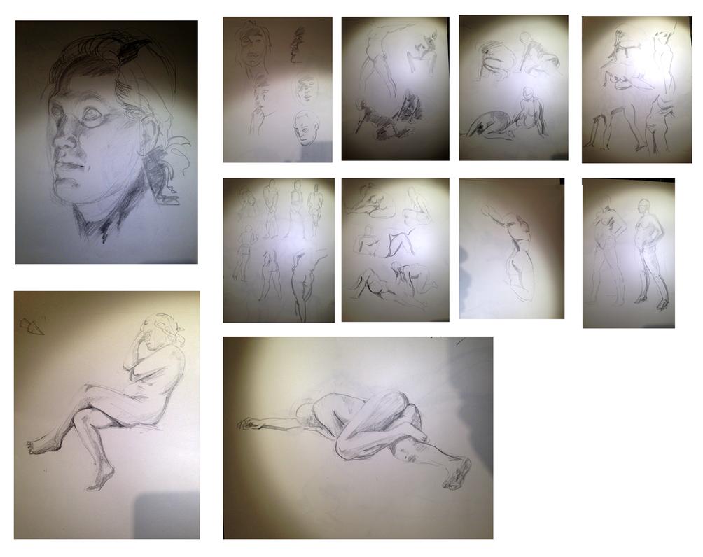 life drawing failure by saimensez