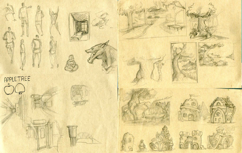 Sketchdumpkw272015 by saimensez